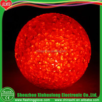 Factory Manufacturer Multi Color Glow Ball Outdoor