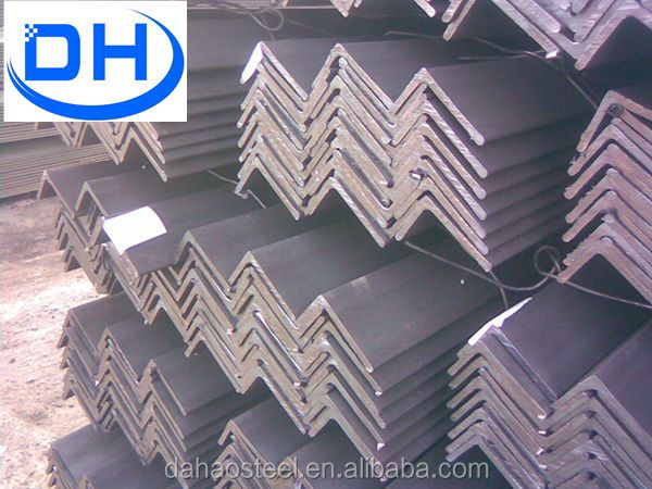 China spplier best price JIS q235 ss400 steel angle iron price list