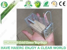 Folded Rat Mouse Trap Cage
