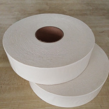 TOPTAPE Fire Resistant Single Sided White PVC Foam Adhesive Tape 0.8 mm thick*64 mm wide