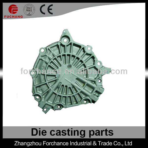 ADC 12 Alloy die casting