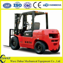 Hangcha brand 4 ton diesel forklift with great price