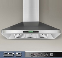 SENG made in china manufacture Kitchen Range Hood Exhaust Hood