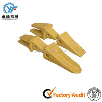 wheel loader dipper tooth point for heavy construction machinery