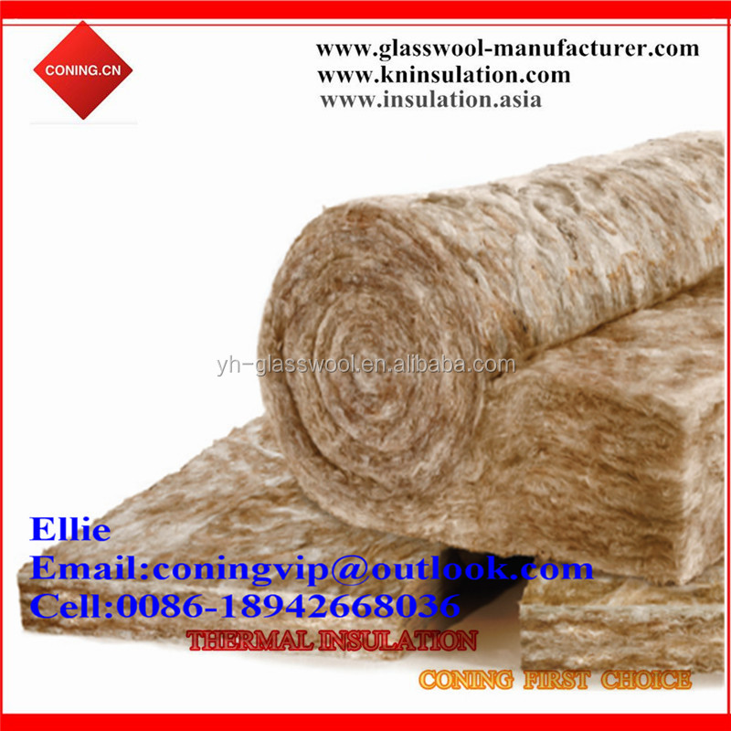Earthwool for flexible duct insulation