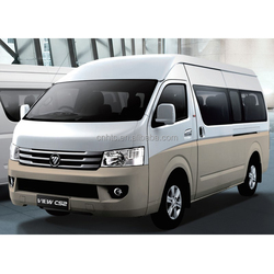 Minibus Diesel/Gasoline Made In China Good Quality