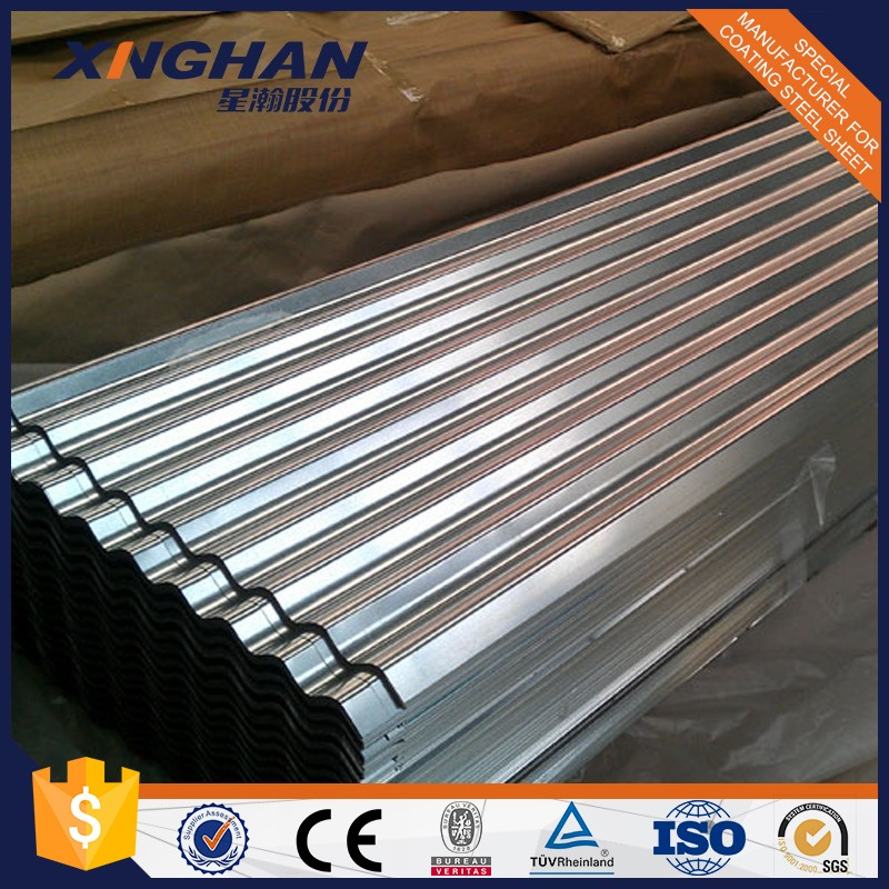 Aluzinc Sheets Metal Corrugating Roofing