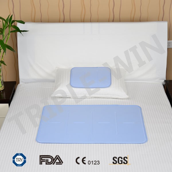 Cool summer gel Self Cooling Gel Bed Pad/ cooling gel mattress in china - Jozy Mattress | Jozy.net