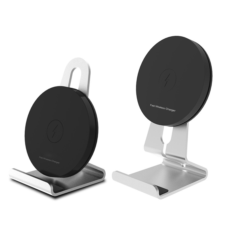 Wireless Qi Charger standard,High Quality For iPhone QI Wireless Mobile Phone Charger