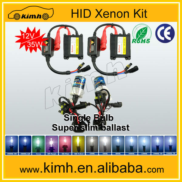 China Supplier Auto Part DC/AC Xenon HID Kit