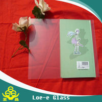 1.5mm,1.8mm Low-e Glass Use Photo Frame