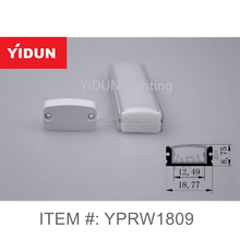 YIDUN Lighting IP65 Waterproof aluminum profile with full PC tube