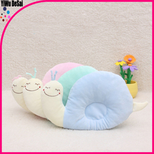 The new infant baby snails baby head pillow