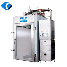 PLC Control Smoked Meat Machine Equipment