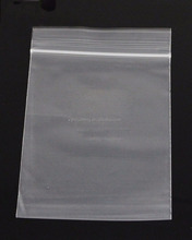 MULTI SIZES OPTION JEWELRY ZIP LOCK RECLOSABLE PP PLASTIC POLY CLEAR BAGS STORAGE BAG