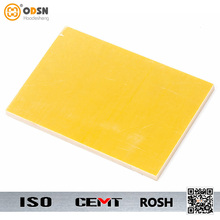 Good electrical Epoxy fiberglass mechanical properties sheet
