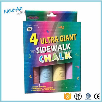 4ct ultra giant Sidewalk Chalk