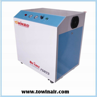 Airbrush compressor silent with tank TW7502S (ISO 9001,CE)