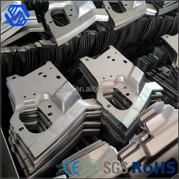 CNC auto parts metal stamping high quality stainless steel custom metal fabrication