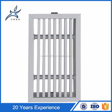 Wholesale aluminum linear bar grille air diffuser Factory price