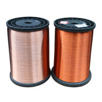 New science and technology diameter 1.829mm enameled copper clad aluminium(ECCA) winding wire