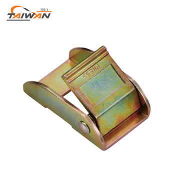 hot sale manufacture metal webbing cam buckle