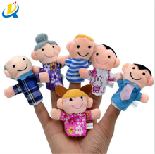 New fashion product Finger Puppet plush toy cute cartoon toy for kids