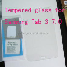 Top quality 9H Tempered Glass screen protector for Samsung Galaxy Tab 3 7.0 T210 T211