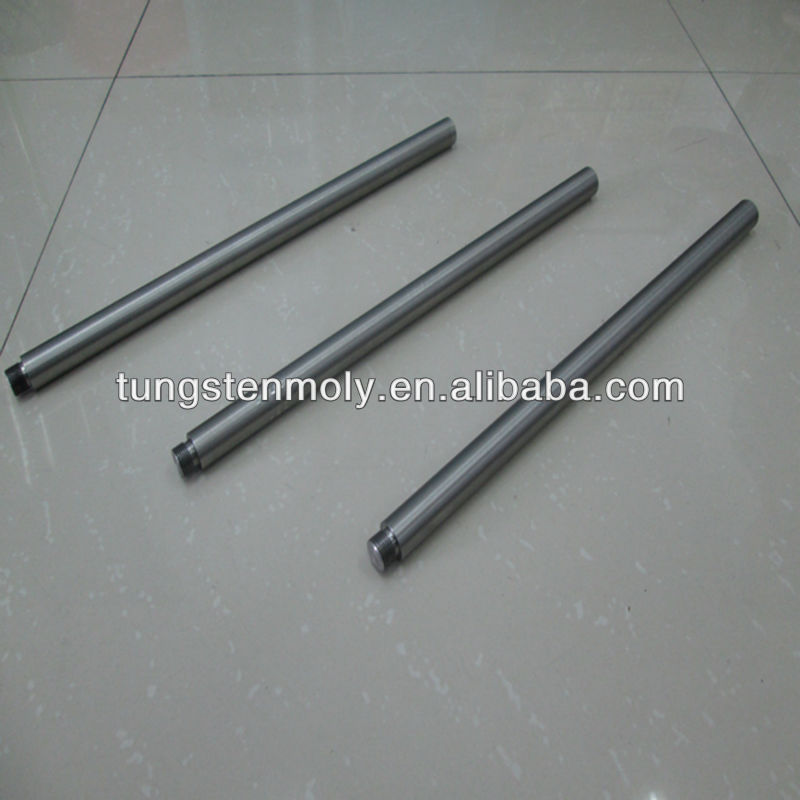 W95NiFe Tungsten sucker rod ,Weight Drill Pipe for Oil Digging