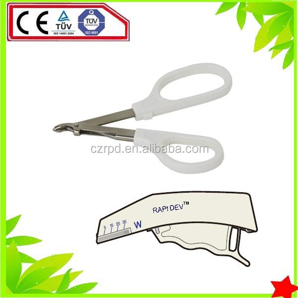 High Quality 35W Single Use Skin Stapler Remover With CE.FDA