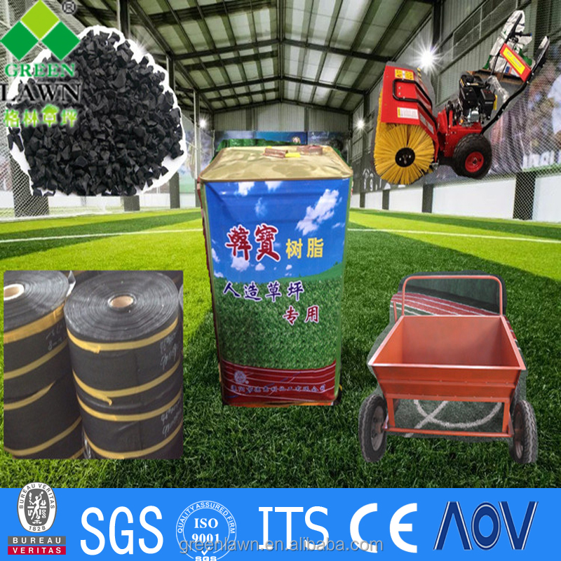 indoor artificial grass for soccer field for sale