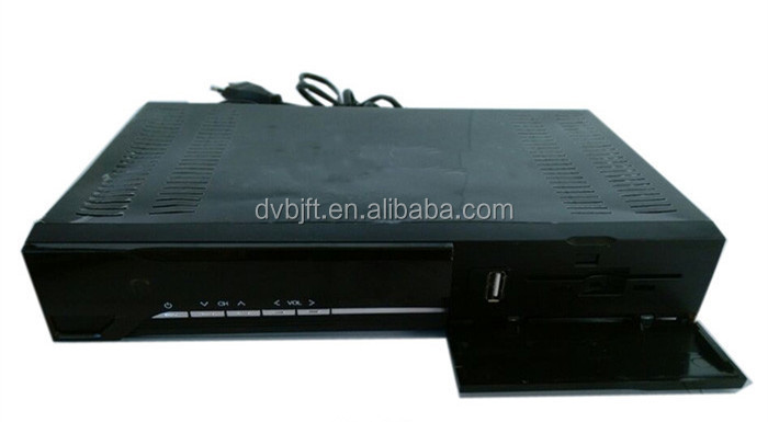Hot selling dvb-s2 set top box transmitter receiver with dongle open pay channels for africa