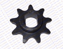9 Tooth 415 420 Front Sprocket KTM SX 50 LC Pro-Senior Bj 2002-2005 JT Sprockets Ritzel 10Z Langloch Mini Moto Dirt Bike Parts