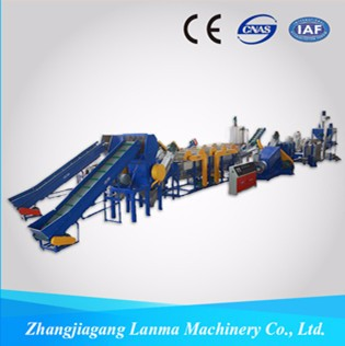 PET Strap Produce Machine
