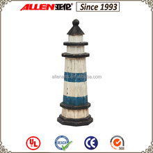 Polyresin Woodcut Lighthouse Exquisite Exquisite Craftsmanship