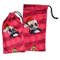 animal Microfiber mobile cell phone pouches