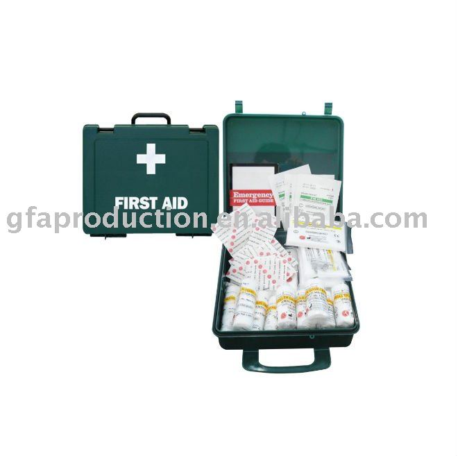 HSE Standard 10 Person First Aid Box for EU Market