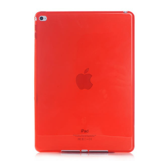 New Clear TPU Soft Silicon Transparent Case Cover For Apple iPad Air 2