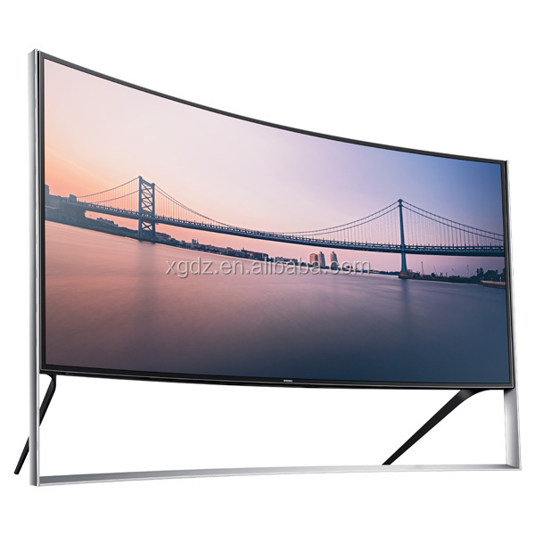 "UHD LED TV UHD 105S9 Series Curved Smart TV - 105"" Class (104.6"" Diag.)UN105S9WAFXZA the Extended Panoramic 105"" Curved UHD"