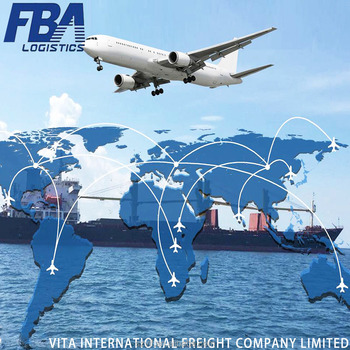 Amazon FBA air shipment from Shenzhen to USA for battery cargo