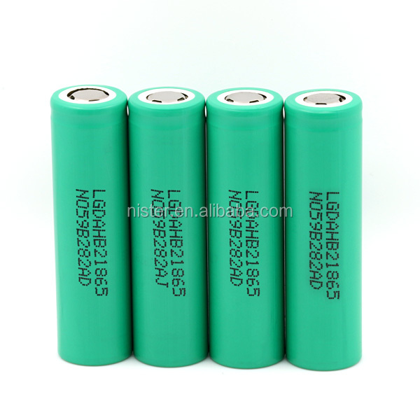 Manufacturer wholesale 18650 1500mah LG HB2 li ion battery batteries in rechargeable