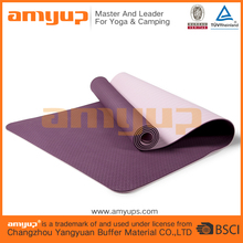 Gymnastic mat folding/ different colours/Aerobics/Yoga/Gym/Pilates/Tumbling