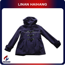 Hooded woolen shishi kids clothes