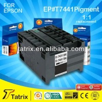 China Product Pigment Cartridge for Epson T-7441 Sell In Alibaba