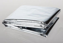 Rescue Emergency Space Thermal Rescue Thermal Mylar Blanket