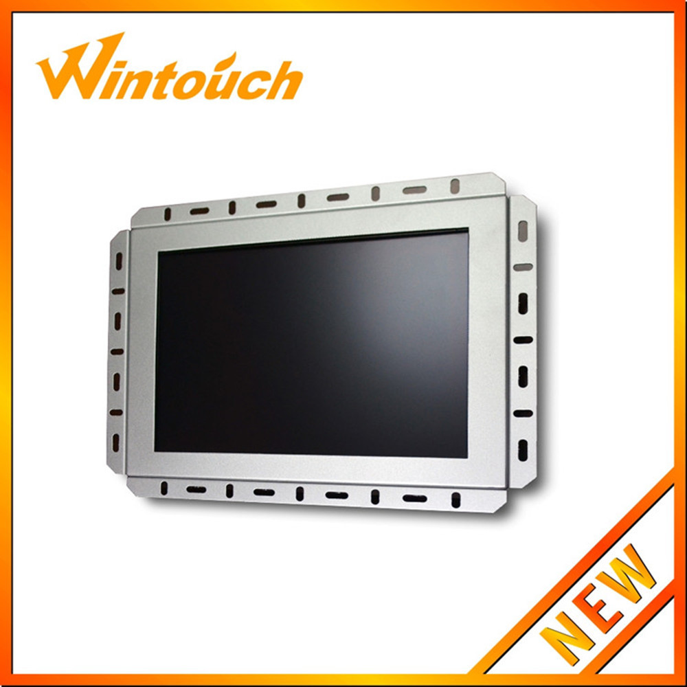 Factory Price 10.1 inch Widescreen Open Frame TFT LCD Touch Screen Industrial Monitor