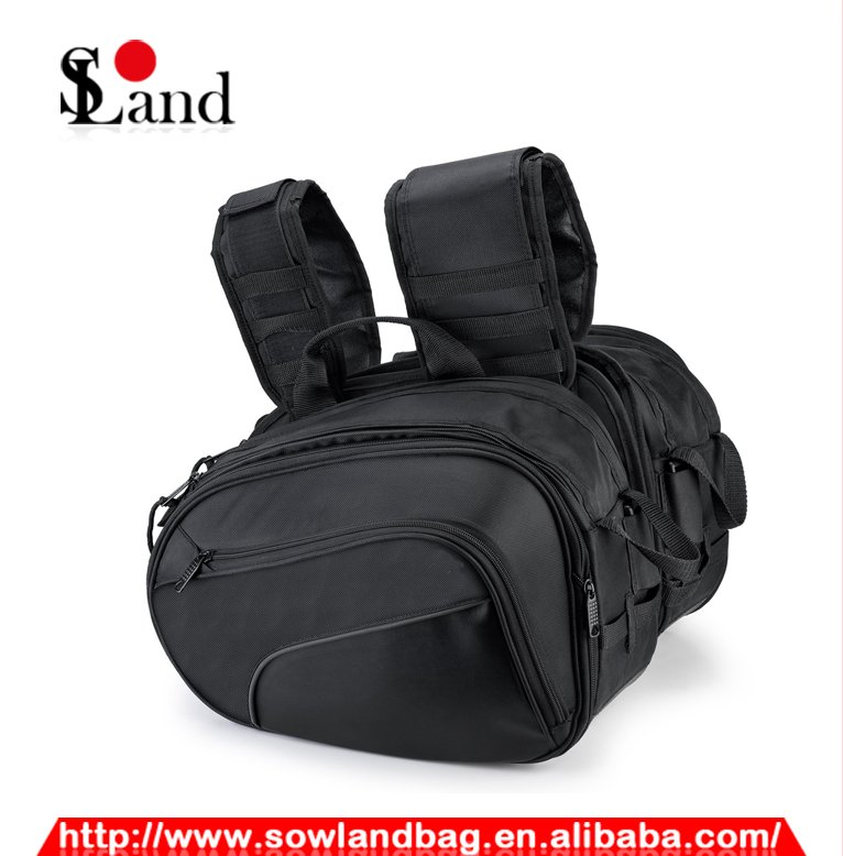 Motorcycle Saddlebags for Sports Bikes
