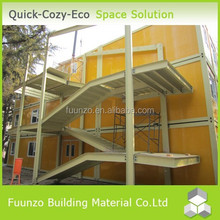 Environmental Friendly Demountable Prefabricated Modified Container Office