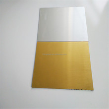 600x1200mm Laser/CNC engraving ABS double colour plastic sheet/board/panel/plate for signing/displaying/advertising/indicating