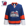 3% Order Discount Embroidered Custom Team Hockey Jersey